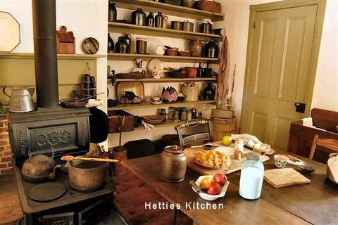 Hetties Shriver kitchen